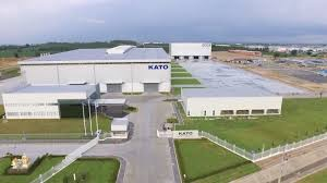 Automotive : Kato